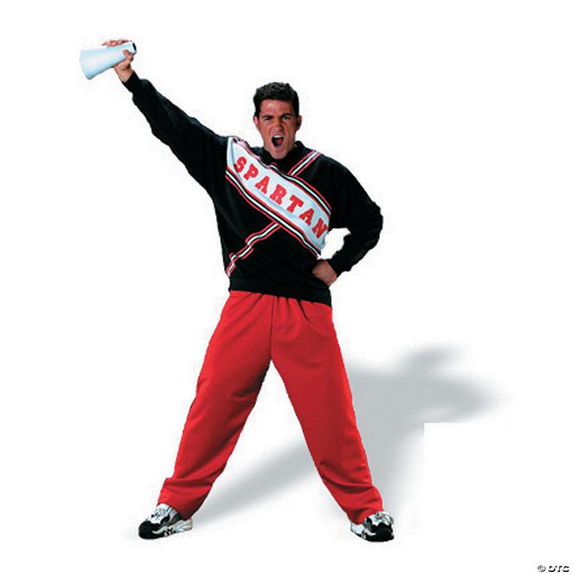 Men S Snl Spartan Cheerleader Costume