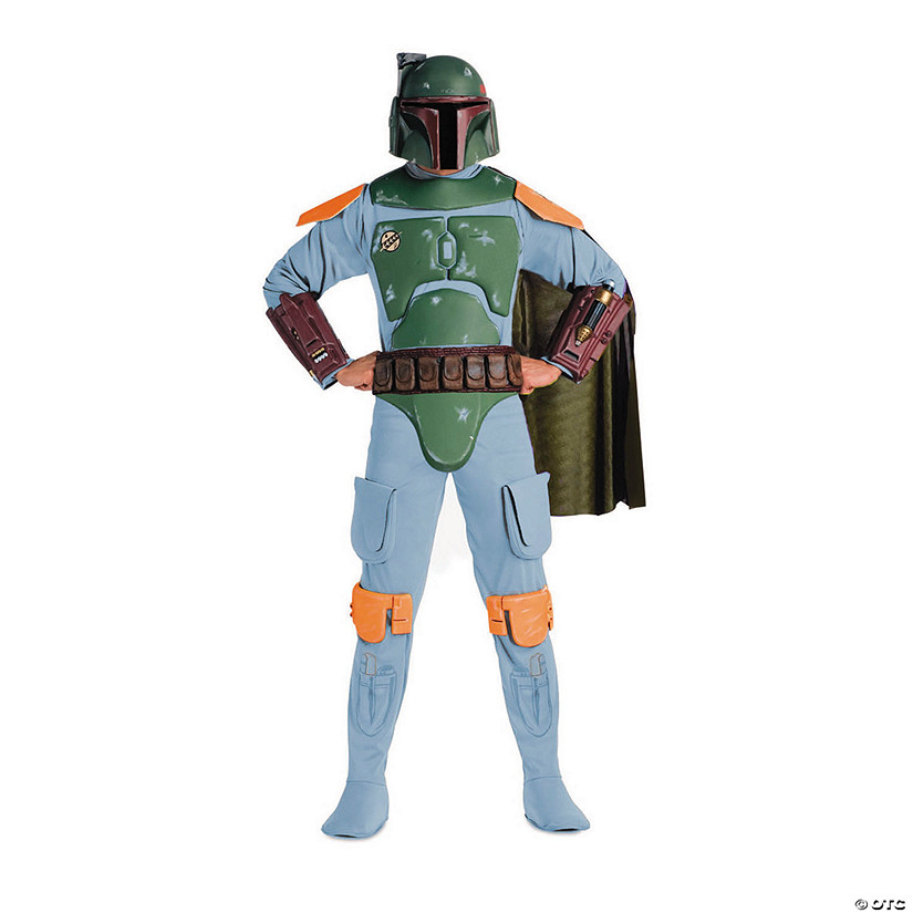 Men's Star Wars™ Boba Fett Costume Audio Thumbnail