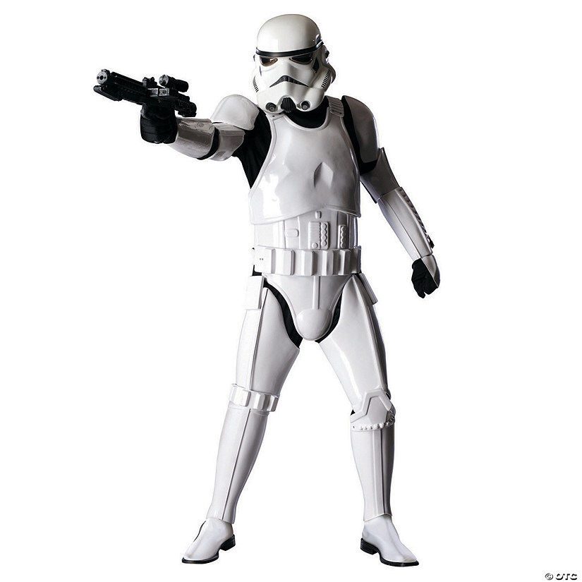 Men's Supreme Edition Star Wars™ Stormtrooper Costume Audio Thumbnail
