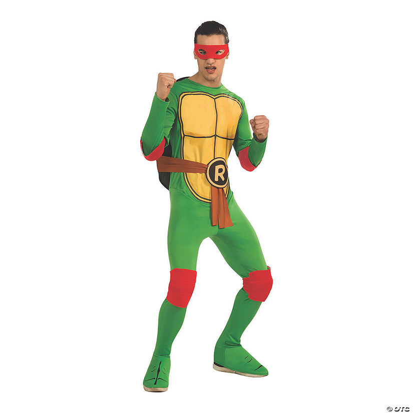 Men's Teenage Mutant Ninja Turtles™ Raphael Costume Audio Thumbnail