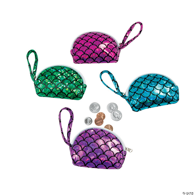 Mermaid Coin Purses Audio Thumbnail