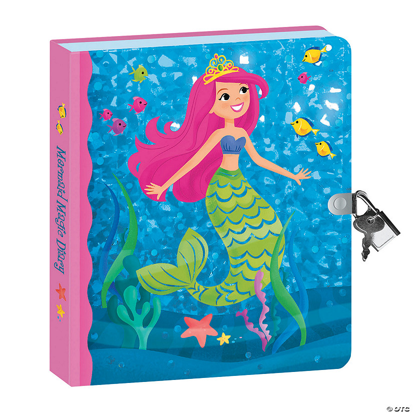 Mermaid Foil Diary Audio Thumbnail