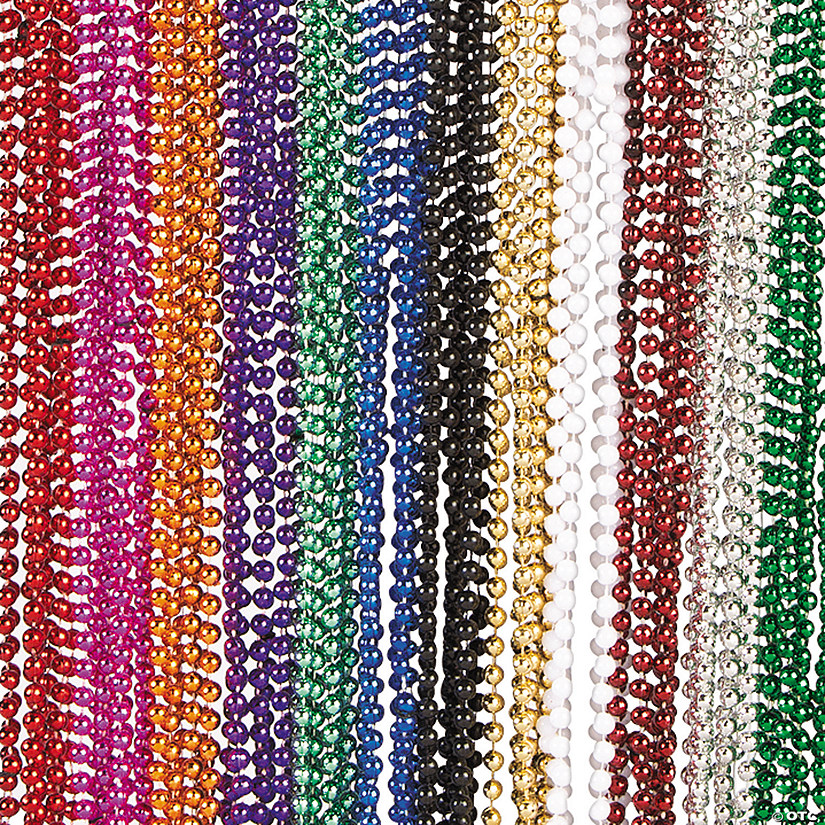 Metallic Bead Necklace Assortment Audio Thumbnail