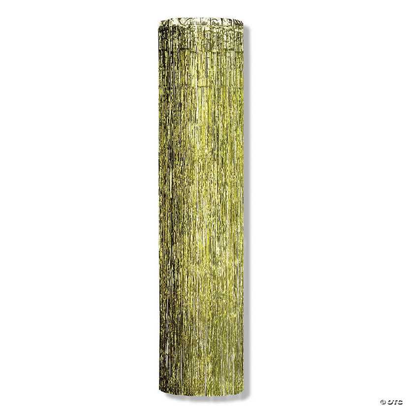 Metallic Gold Fringe Hanging Column Decoration Audio Thumbnail