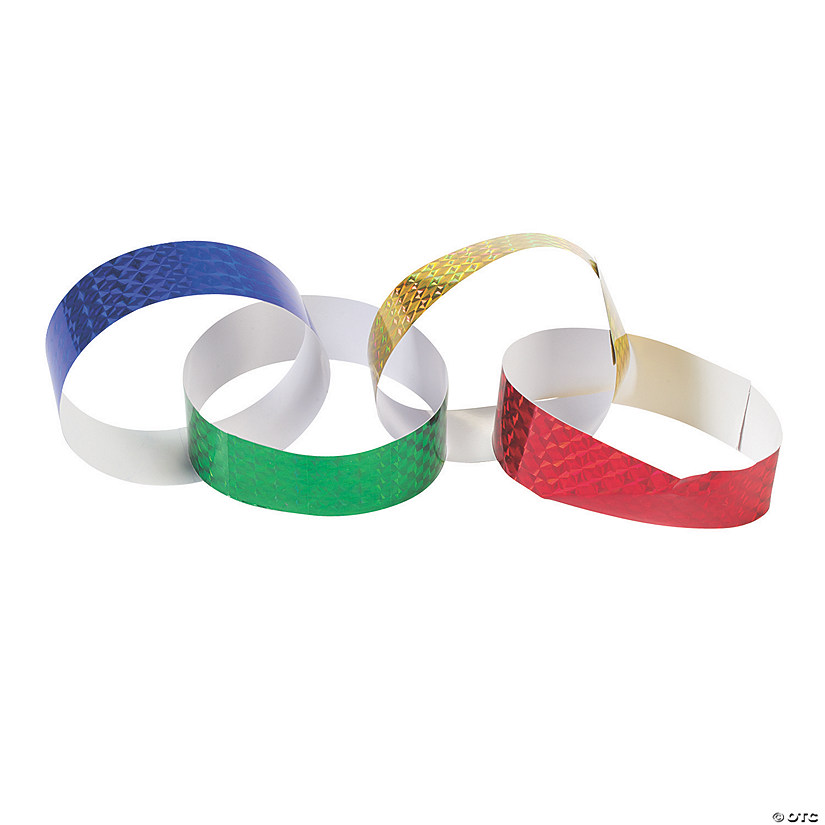 Metallic Paper Chain Craft Kit Discontinued