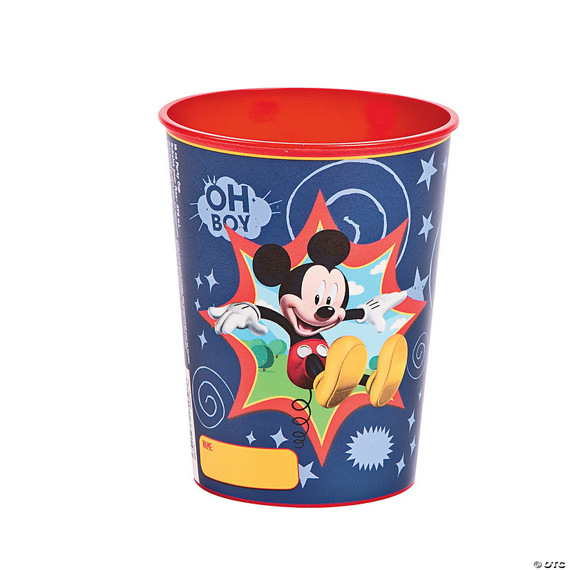 Mickey & Friends Plastic Tumblers