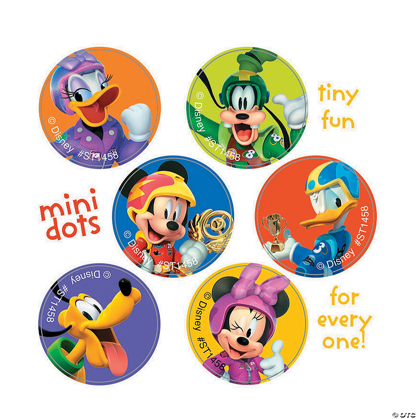 Mickey Mouse Stickers Image Thumbnail