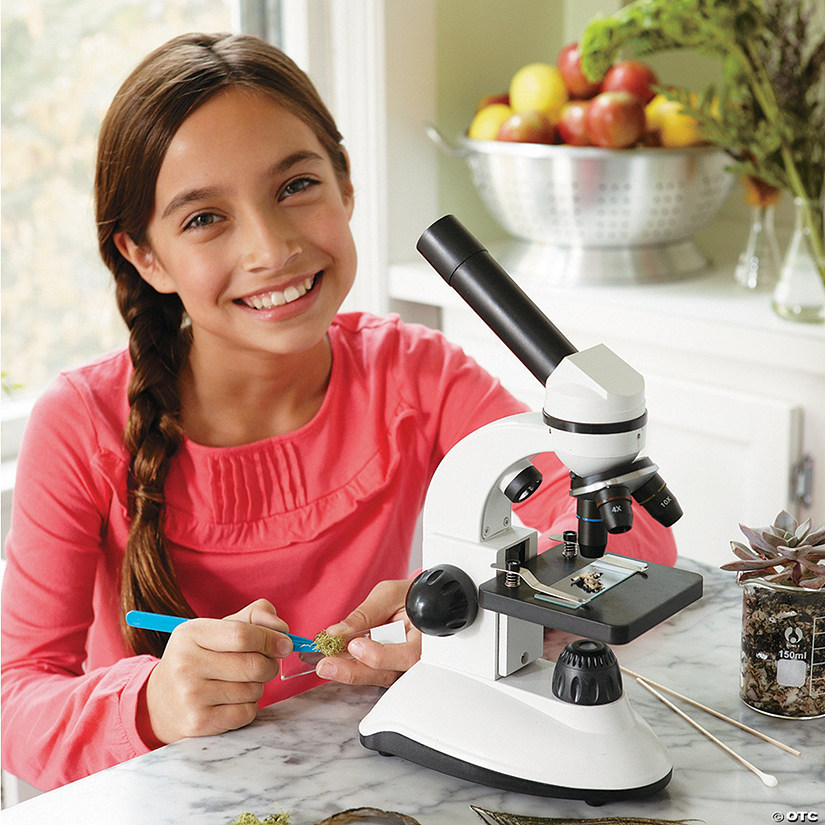 Microscope Kit and Guidebook