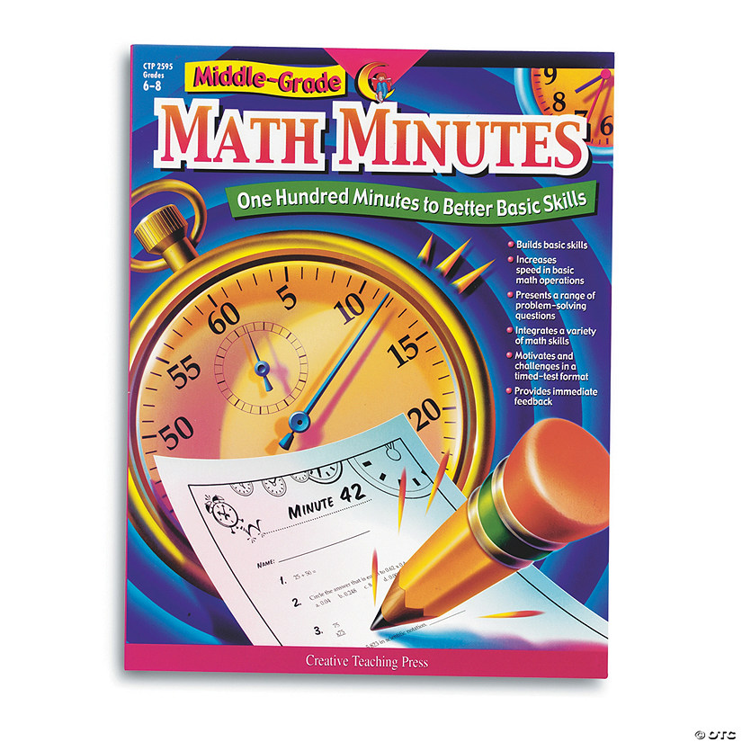 Middle-Grade Math Minutes Audio Thumbnail