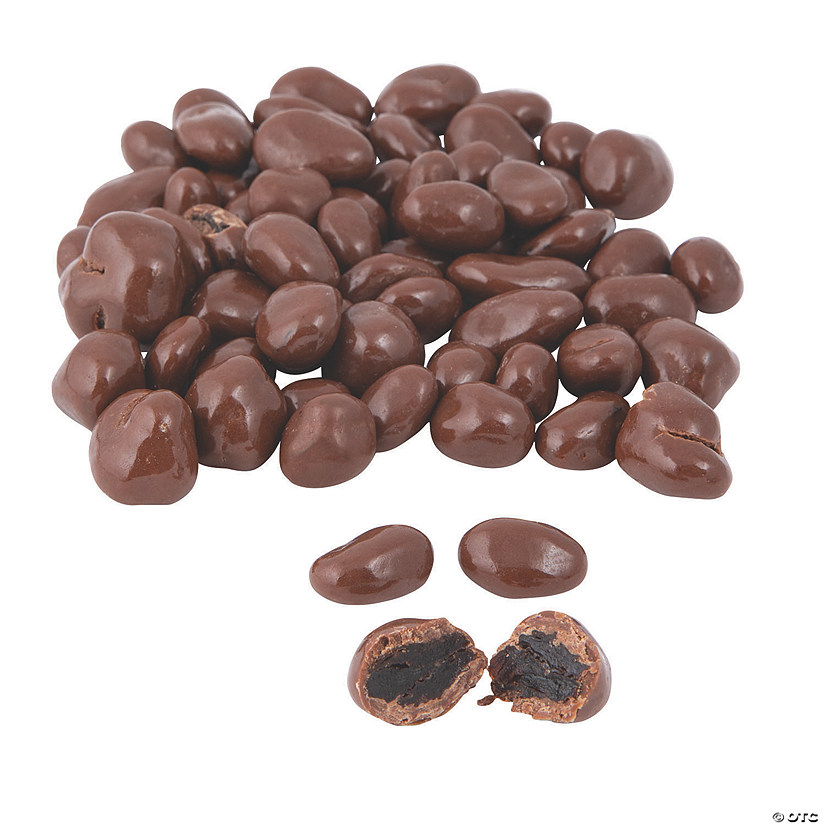 Milk Chocolate-Covered Raisins - 1 lb. Audio Thumbnail