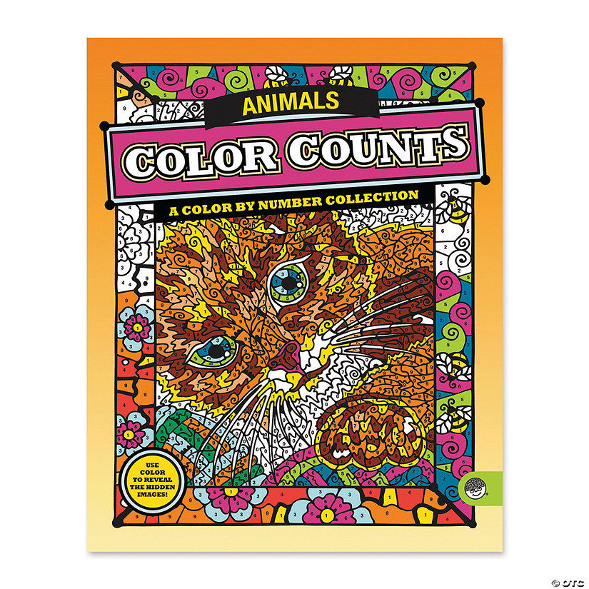 MindWare® Color Counts - Animals Coloring Book Audio Thumbnail