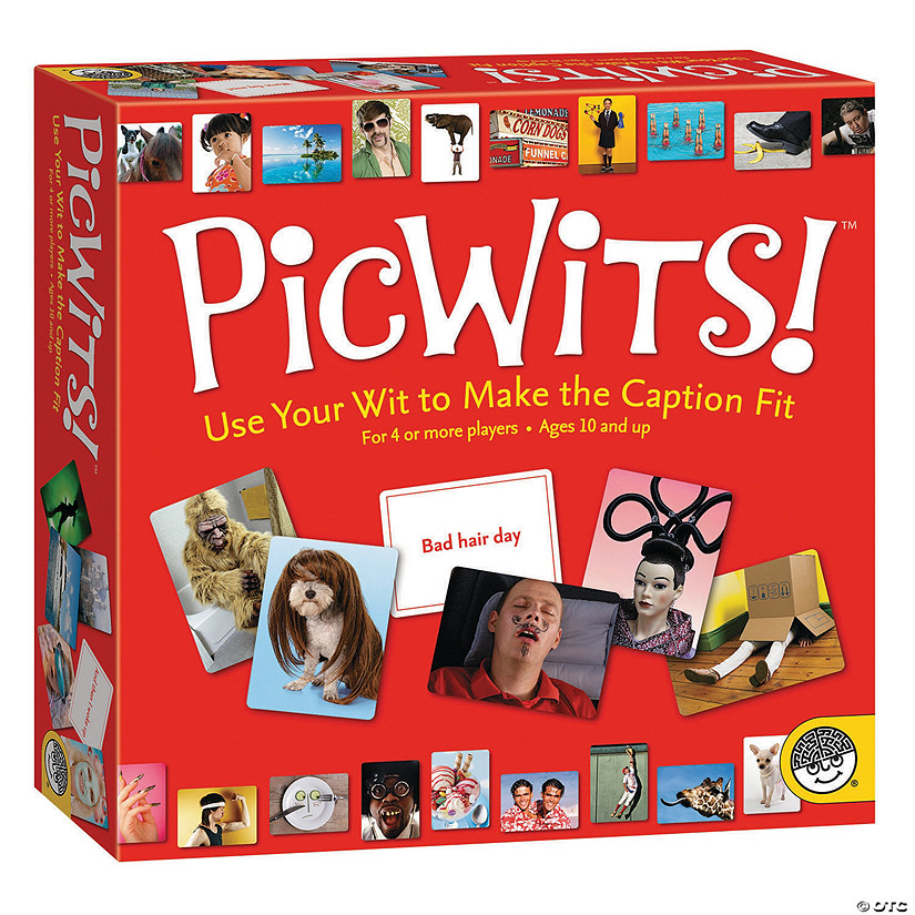 MindWare PicWits! Card Game
