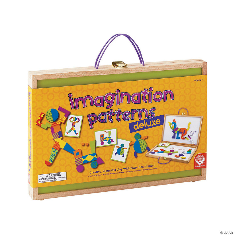 MindWare<sup>®</sup> Imagination Patterns Deluxe