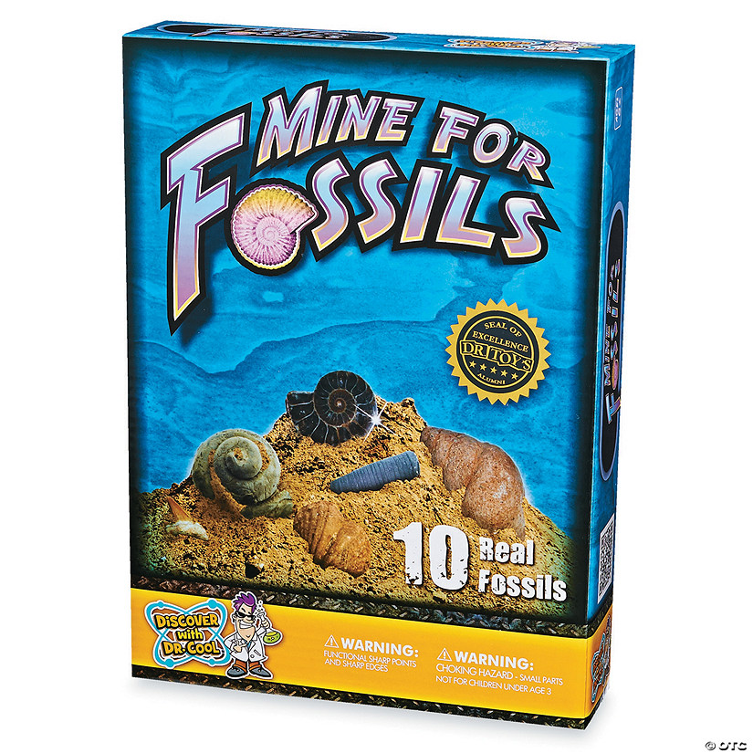 Mine For Fossils Audio Thumbnail