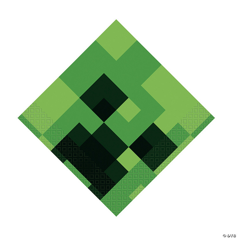 Minecraft<sup>&#174;</sup> Luncheon Napkins