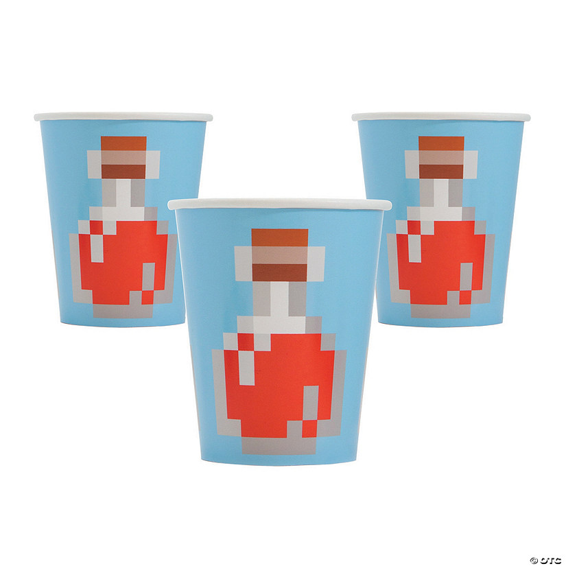 Minecraft<sup>&#174;</sup> Paper Cups Audio Thumbnail