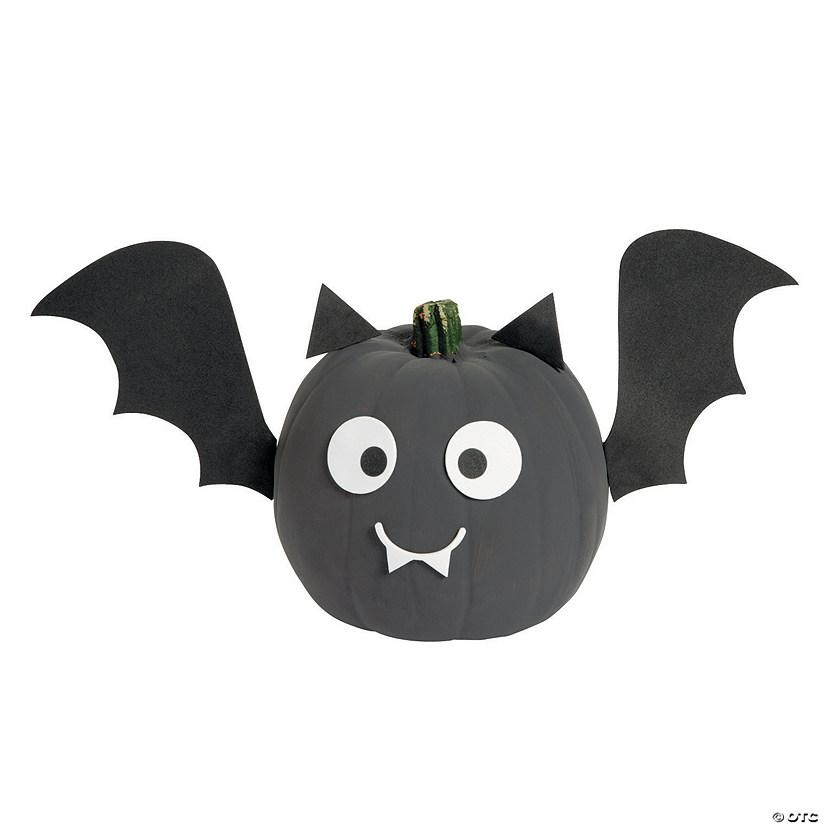 Mini Bat Pumpkin Decorating Craft Kit - Discontinued How To Decorate A Bat on how to draw a bat, how to dry a bat, how to create a bat, how to wrap a bat, how to build a bat, how to identify a bat, how to cook a bat, how to cut a bat, how to paint a bat, how to buy a bat, how to clean a bat, how to make a bat,