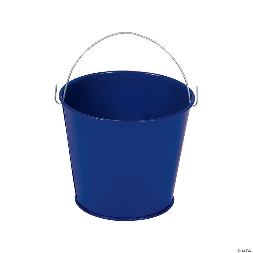 Mini Blue Favor Pails Audio Thumbnail