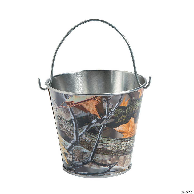 Mini Camouflage Pails Audio Thumbnail