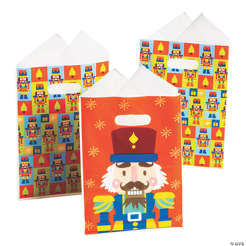 Mini Christmas Nutcracker Goody Bags Audio Thumbnail