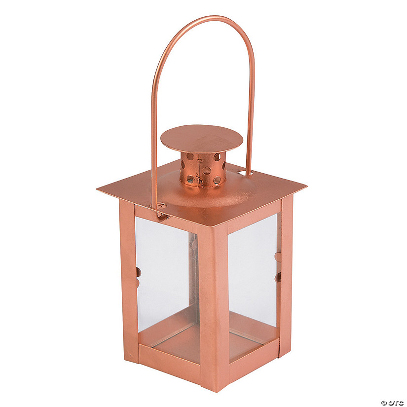 Mini Copper Lantern