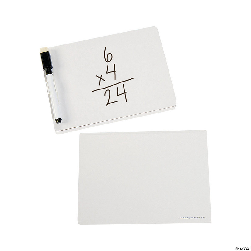 Mini Dry Erase Boards