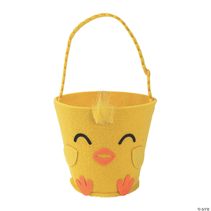 Mini Easter Chick Pails Image Thumbnail