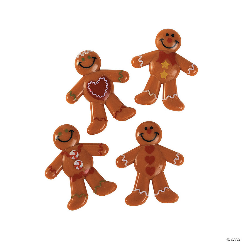 Mini Gingerbread Men Audio Thumbnail