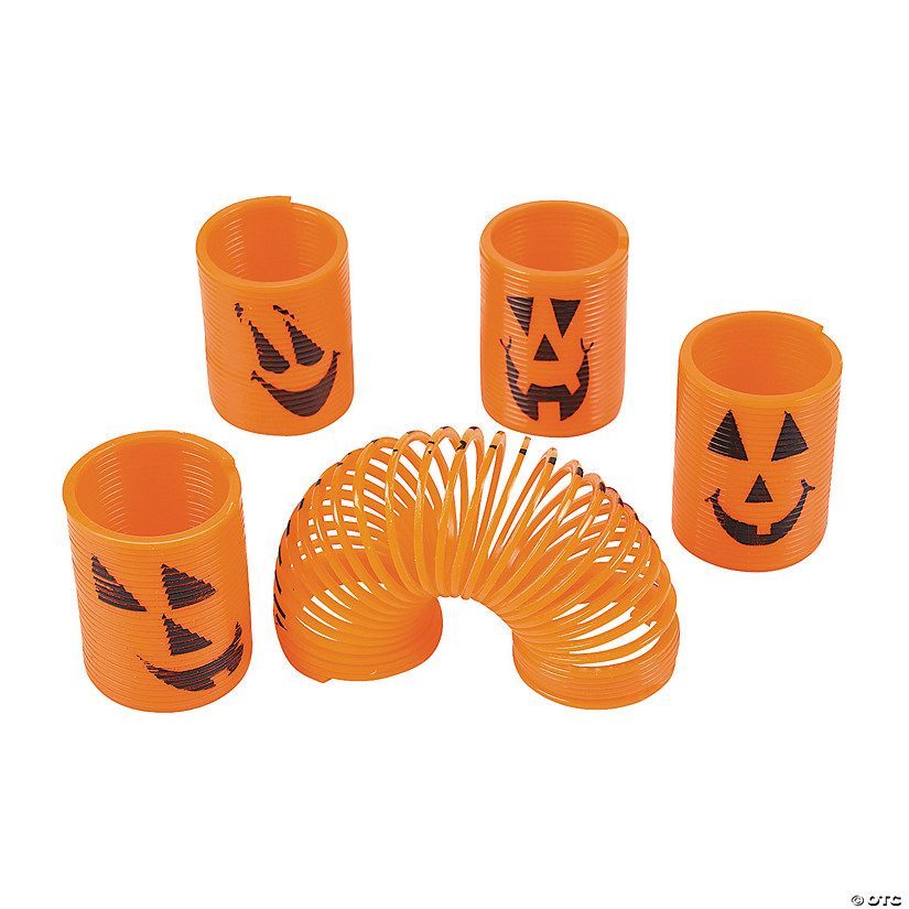 Mini Jack-O'-Lantern Magic Springs Image Thumbnail