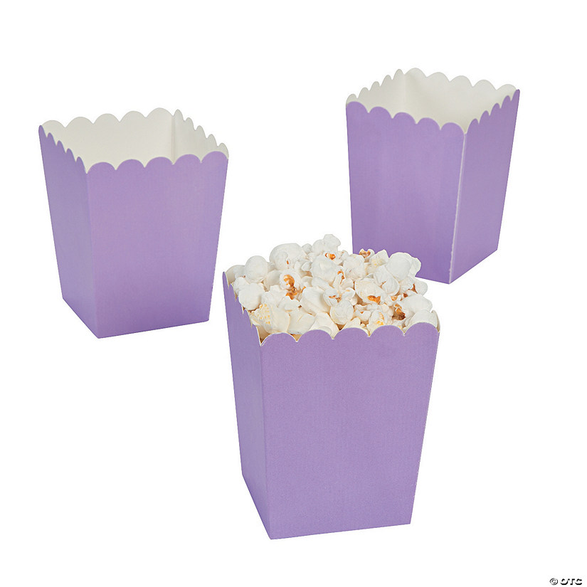 Mini Lilac Popcorn Box Audio Thumbnail