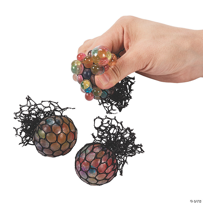 Mini Mesh Water Bead Stress Balls Audio Thumbnail