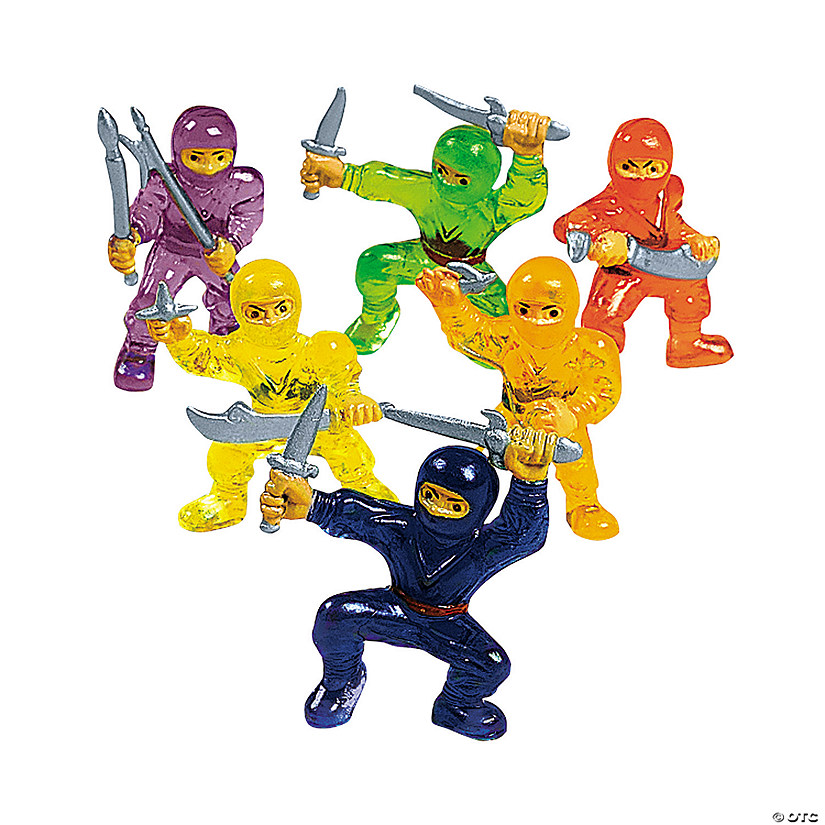 Mini Ninja Warriors Image Thumbnail