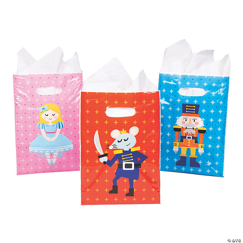 Mini Nutcracker Series Goody Bags Audio Thumbnail