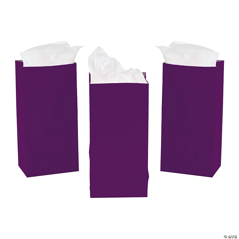 Mini Plum Treat Bags