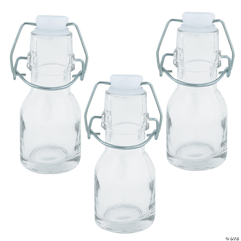 Mini Swingtop Favor Bottles