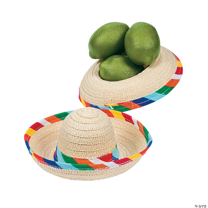 Mini Tabletop Sombreros Audio Thumbnail