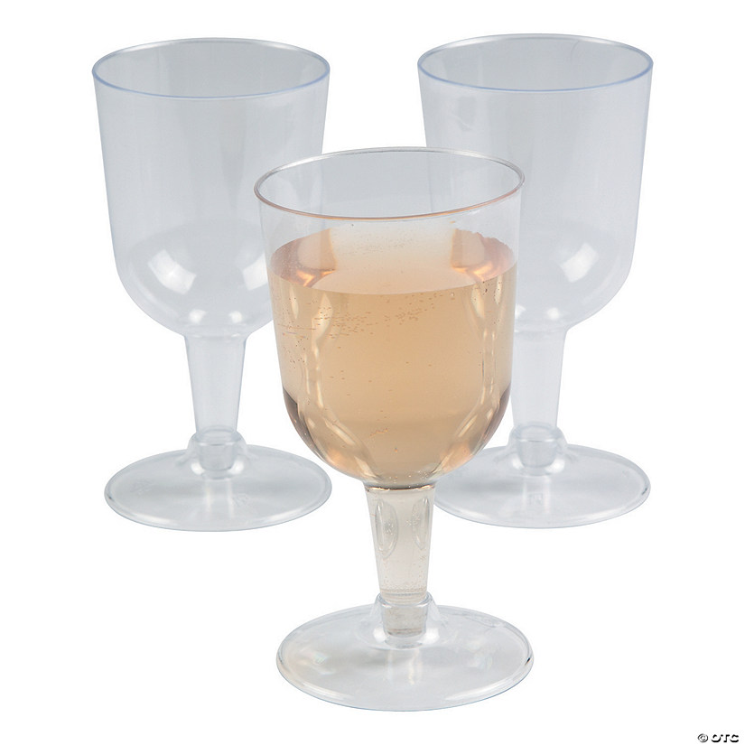 Mini Wine Appetizer Glasses Audio Thumbnail