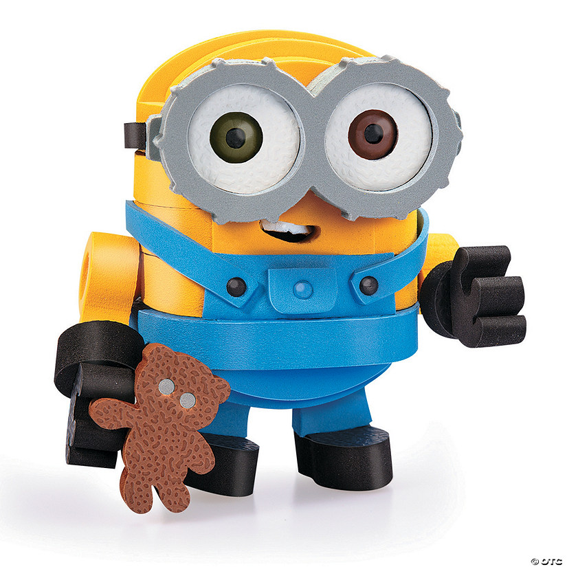Minion Bob Construction Kit Image Thumbnail