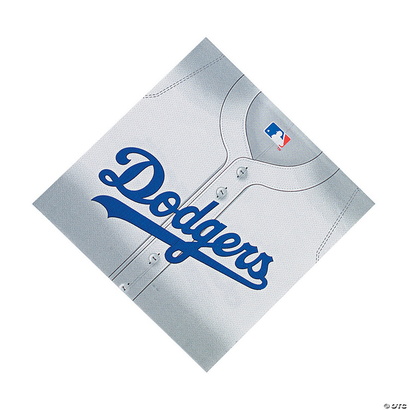 MLB® Los Angeles Dodgers™ Luncheon Napkins Audio Thumbnail
