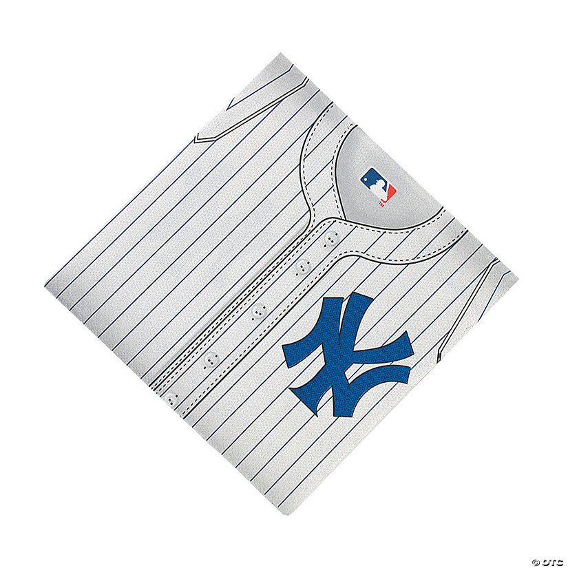MLB® New York Yankees™ Lunch Napkins Audio Thumbnail