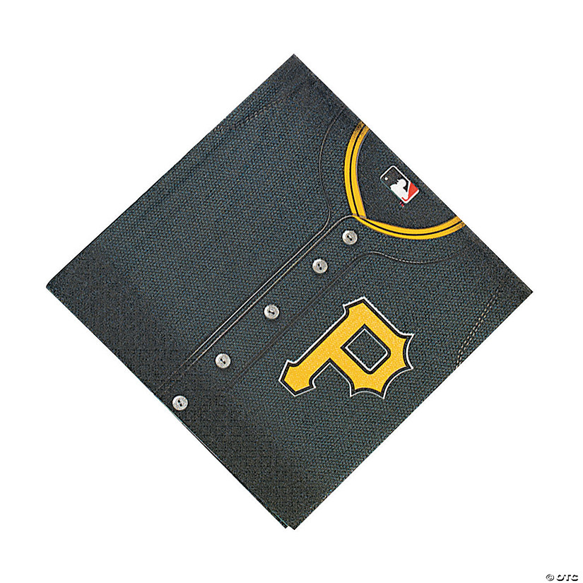 MLB® Pittsburgh Pirates™ Luncheon Napkins