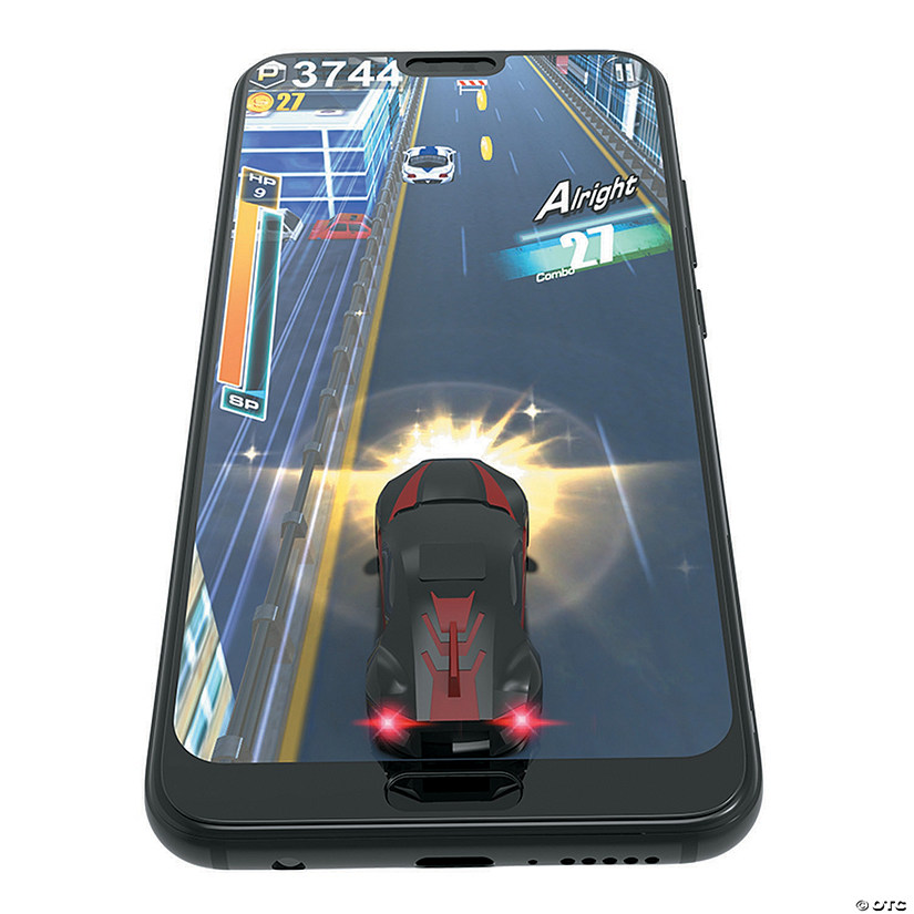 Mobile Arcade Virtual Racer: Black/Red Audio Thumbnail