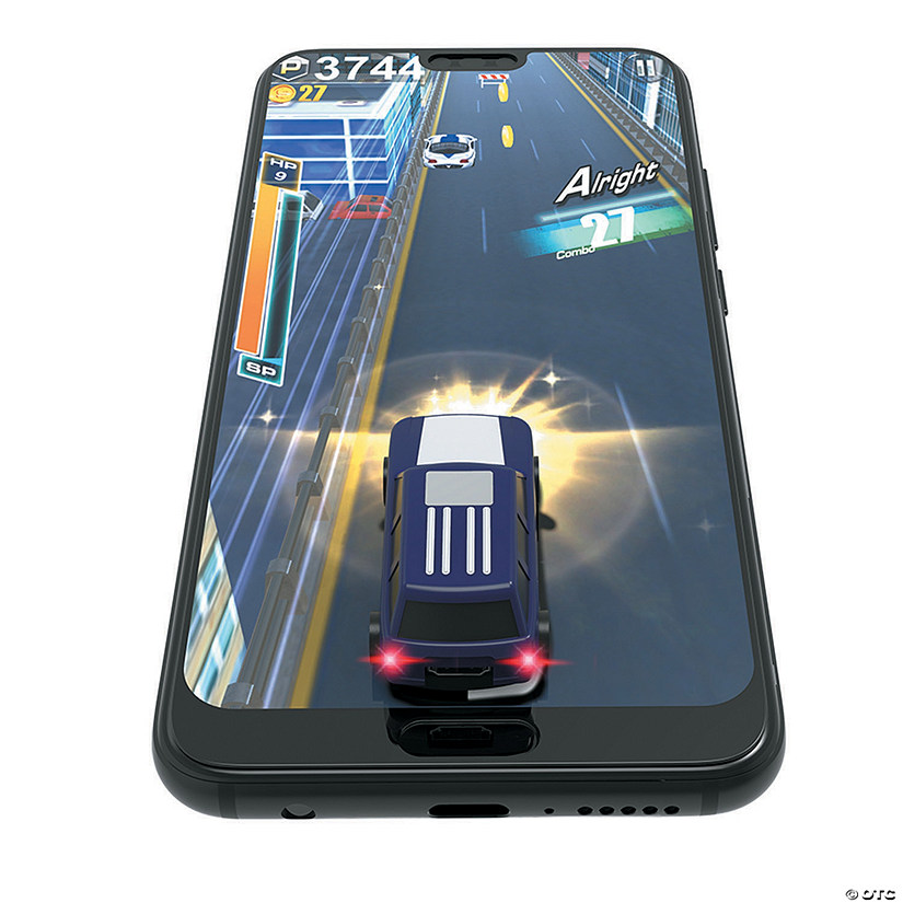 Mobile Arcade Virtual Racer: Blue