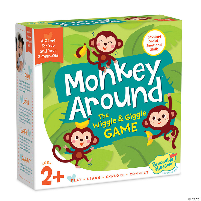 Monkey Around Image Thumbnail