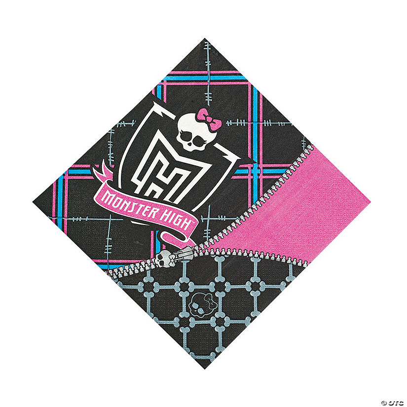Monster High™ Luncheon Napkins