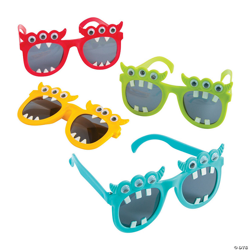 Monster Sunglasses Audio Thumbnail
