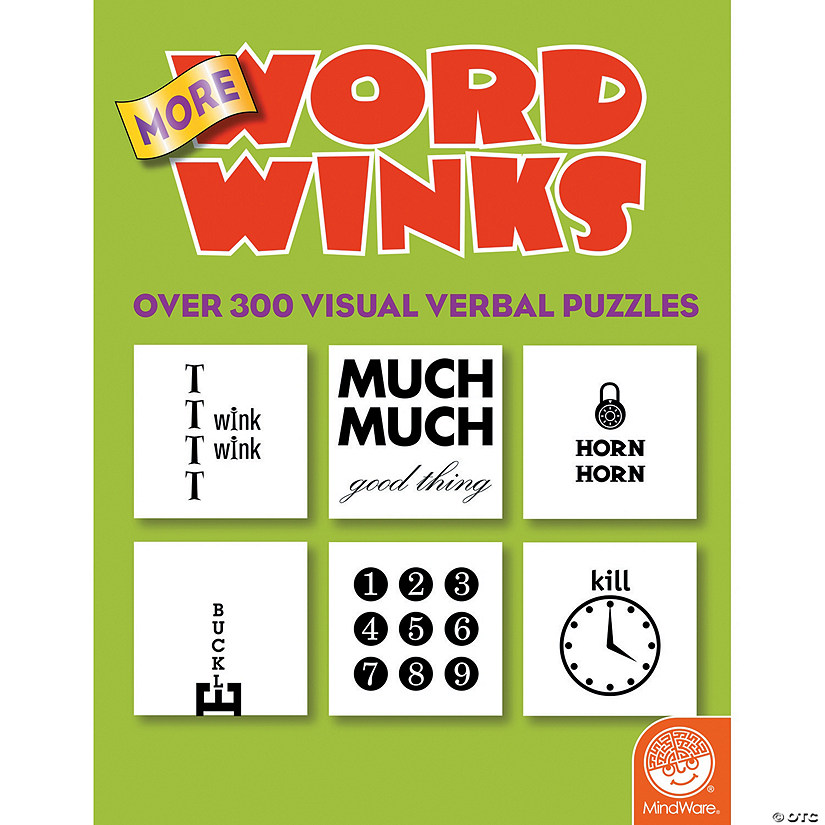 More Word Winks Image Thumbnail
