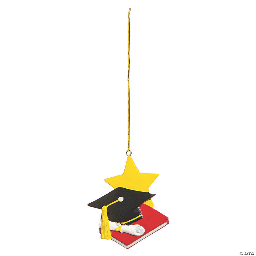 Mortarboard Ornaments Audio Thumbnail