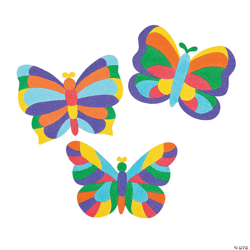 Mosaic Butterfly Sand Art Pictures Audio Thumbnail