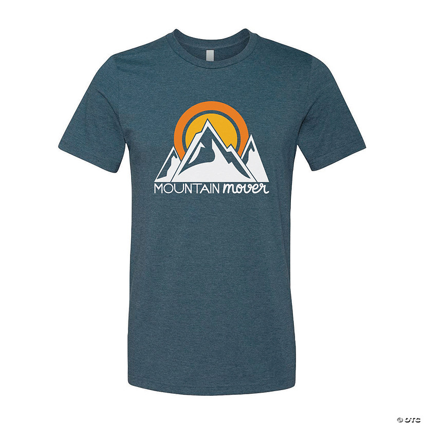 Mountain Mover Adult's T-Shirt Image Thumbnail